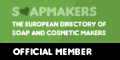 Member of the European Directory of Soap and Cosmetic Makers